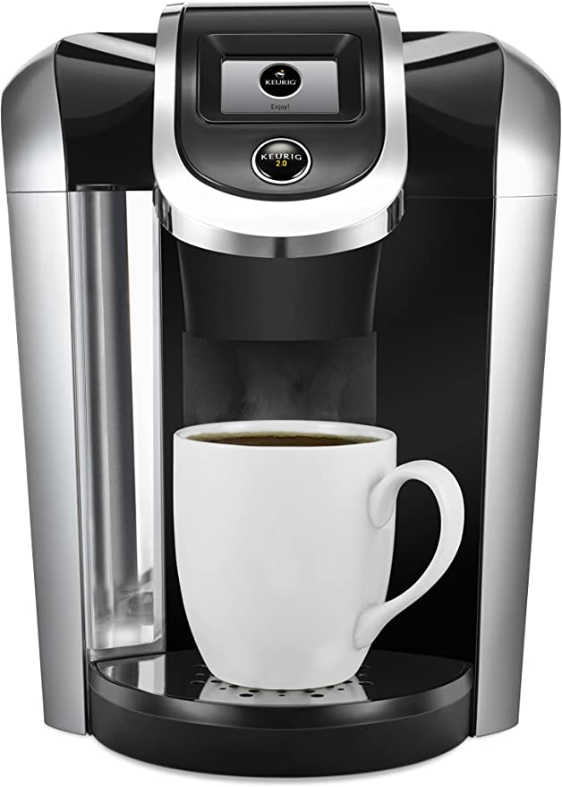 Keurig K400 2.0 Brewing System, Black