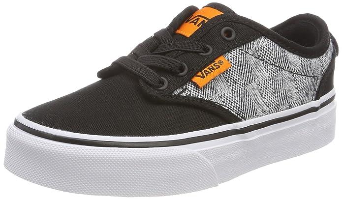 Vans Atwood Sneakers Kinder Schwarz grau