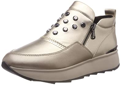 Geox Women's D Gendry a Slip On Trainers