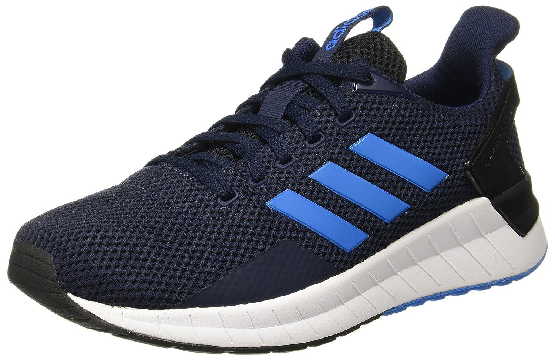 Adidas Questar Ride, Zapatillas de Deporte para Hombre 44 2/3 EU|Azul (Azul/(Maruni/Azubri/Negbas) 000)
