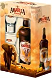 Amarula Cream The Spirit of Africa 70cl 17% vol. + 2 Glasses Gift Set LIMITED