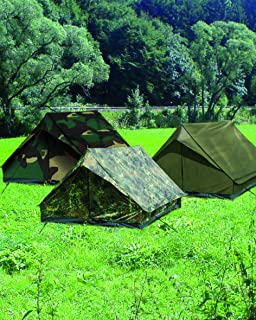 Mini Pack Standard Two Man Tent Classic Hiking Hunting C&ing Shelter FLECKT & Ultimate Survival Technologies B.A.S.E Bug Tent - Grey 21x34x34 ...