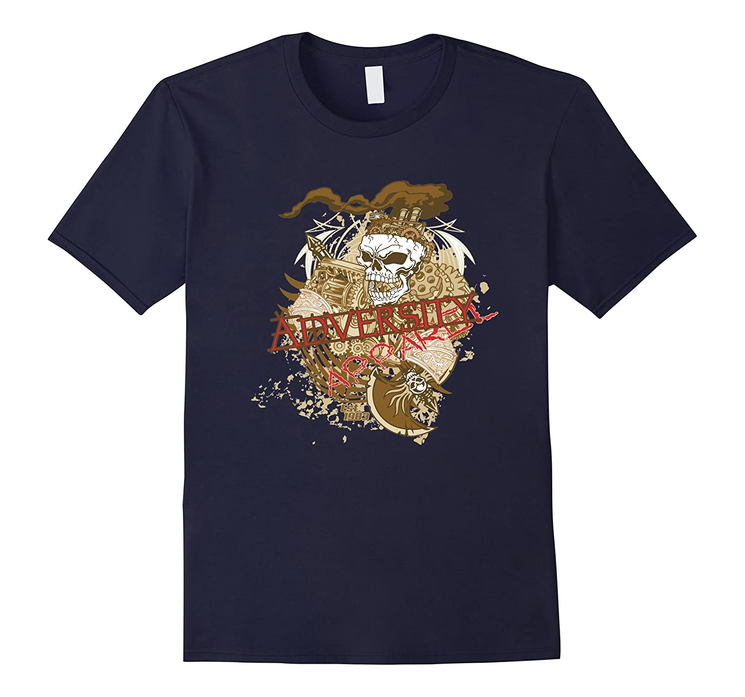 Adversity Apparel T Shirts For Women Graphic Tees For Men-BN