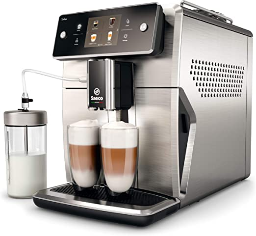 Philips sm7685/00 cafetera espresso super automática: Amazon.es: Hogar