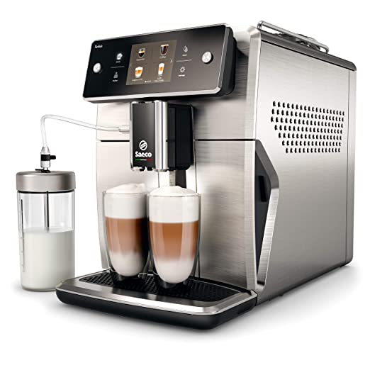 Philips sm7685/00 cafetera espresso super automática: Amazon ...