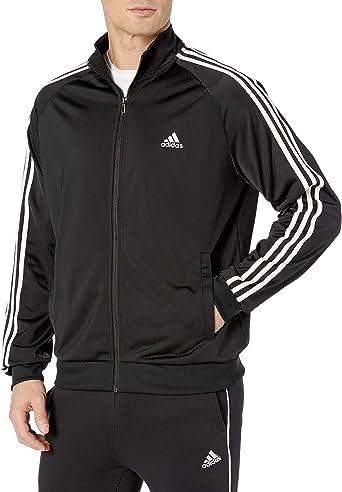 adidas ESS 3s Ttop Tri Camiseta, Hombre: Amazon.es: Ropa y ...