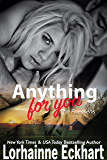 Anything For You (The Friessens Book 23)