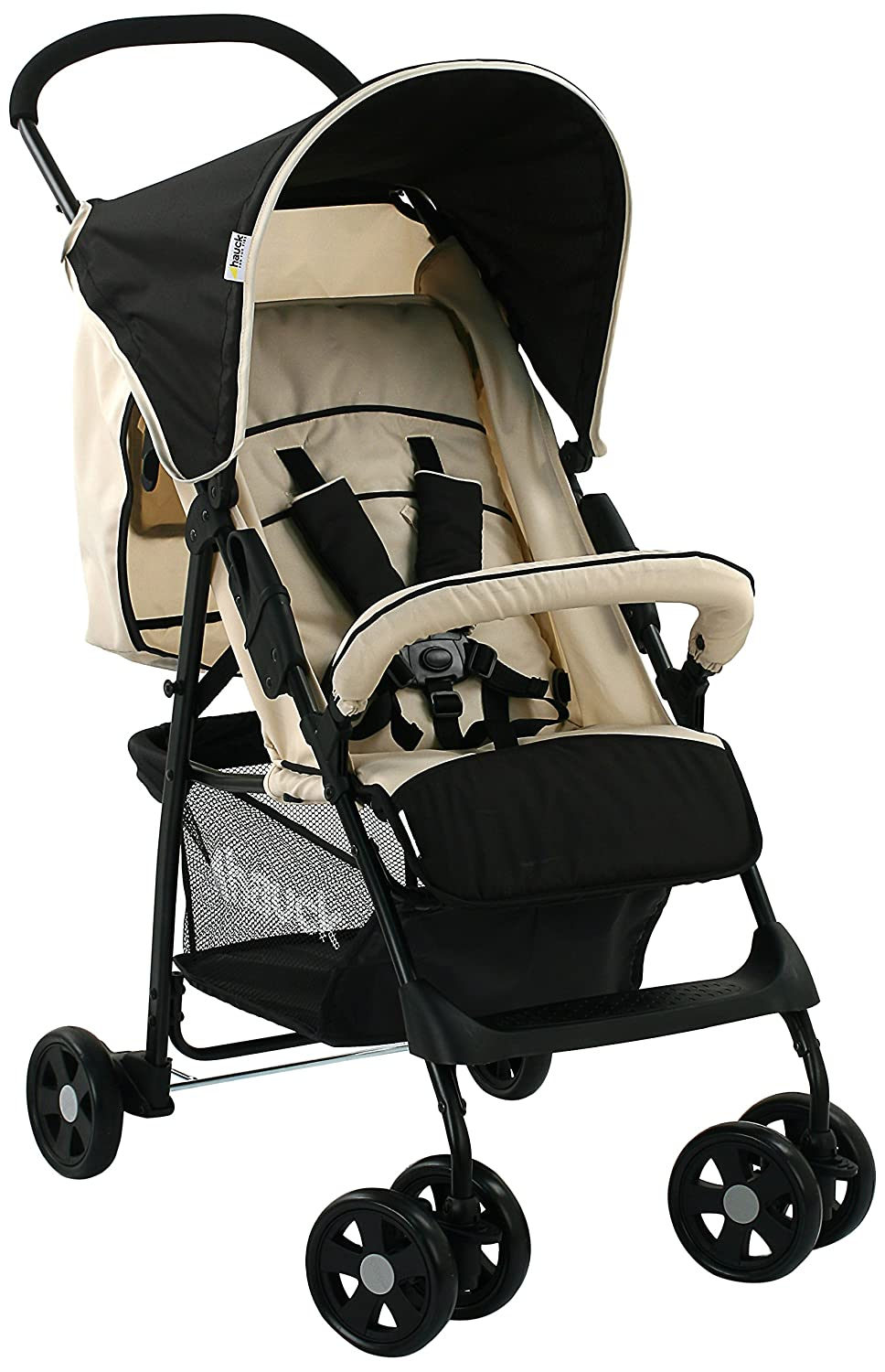 Hauck Sport Buggy - Almond/Black H-17199