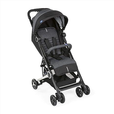 Opinión sobre Chicco Miinimo 3 - Silla de paseo ultra compacta y ligera, solo 6 kg, color negro (Jet Black)