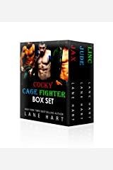 Cocky Cage Fighter Box Set Kindle Edition