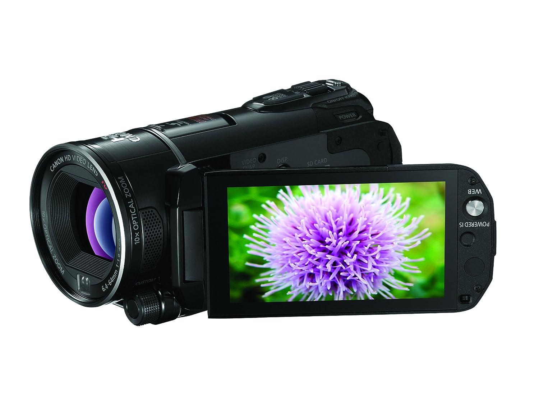 amazon com canon vixia hf s200 full hd flash memory camcorder rh amazon com canon hf10 instruction manual Canon HR10