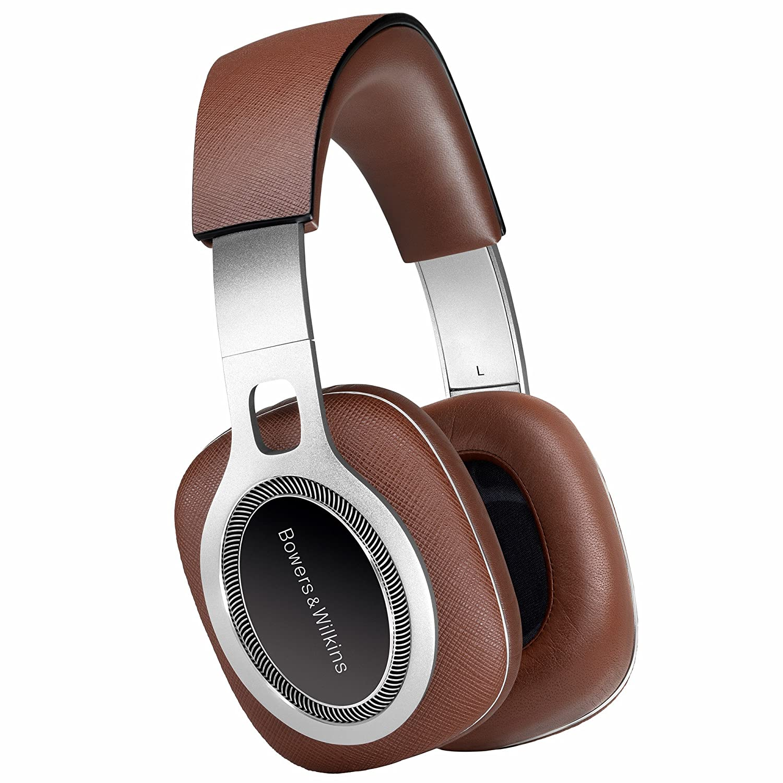 Bowers & Wilkins p9署名HIFI Over Earヘッドフォン、有線、イタリアレザー B01KLO2HQ4