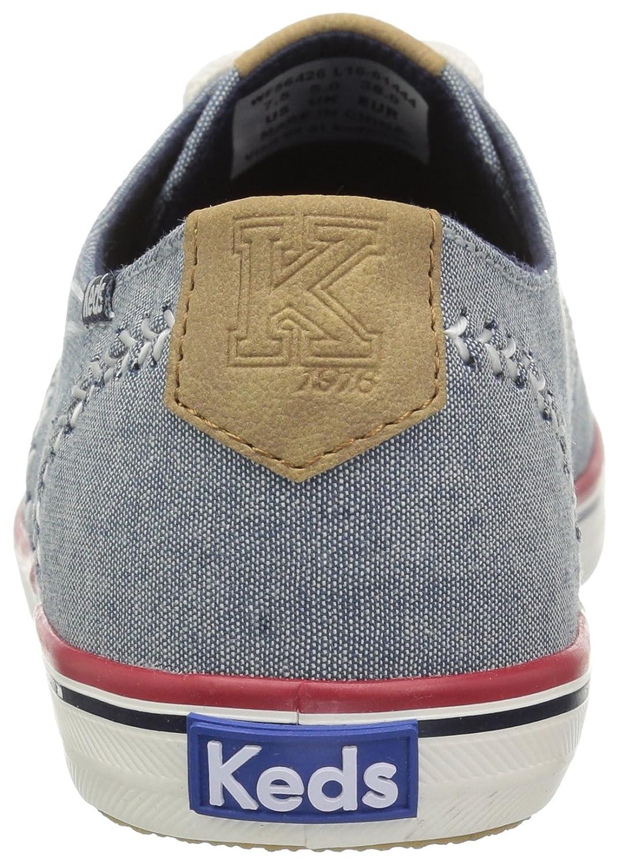 Keds Women's Champion Pennant Fashion Sneaker B01JLK0ZRW 6.5 B(M) US|Dark Blue