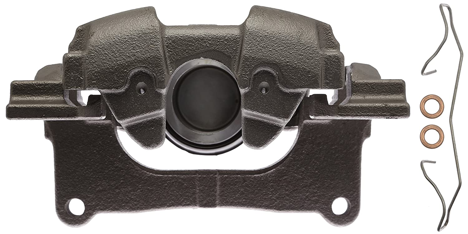 ACDelco 18FR11967 Professional Front Disc Brake Caliper Assembly without Pads Friction Ready Non-Coated Remanufactured