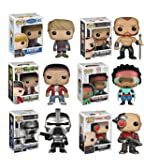 """Funko POP Exclusive Mystery Starter Pack Set of 6 """"Includes 6 Random Funko POPS Will Vary and No Duplicates"""""""