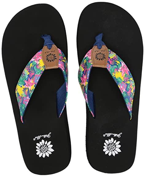 408aab44e Yellow Box Women s Kazen Sandal  Buy Online at Low Prices in India ...