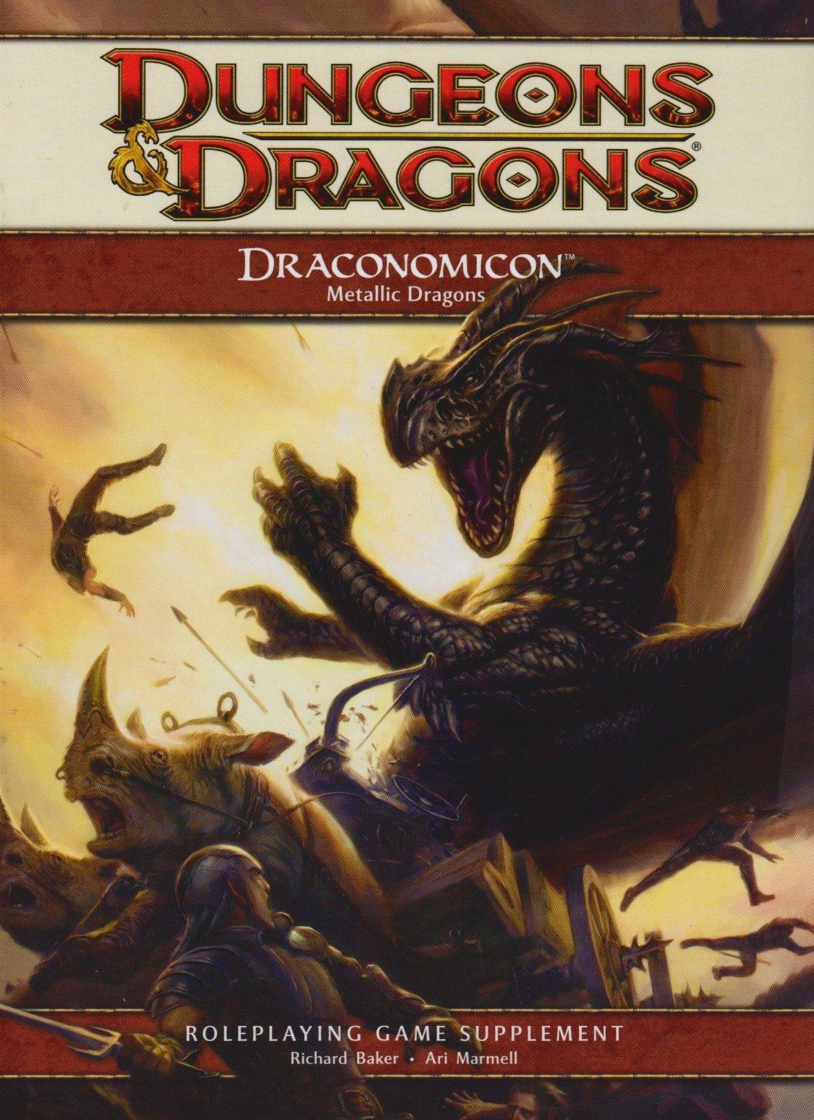 D&D 3.5 DRACONOMICON EBOOK
