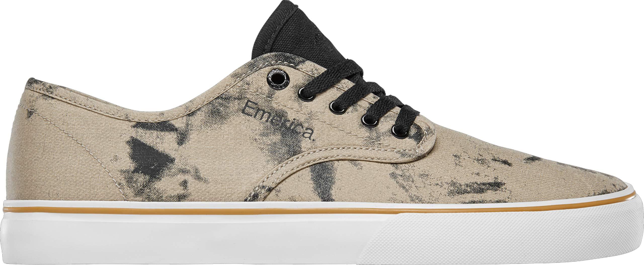 Emerica Men's Wino Standard Skate Shoe, Black