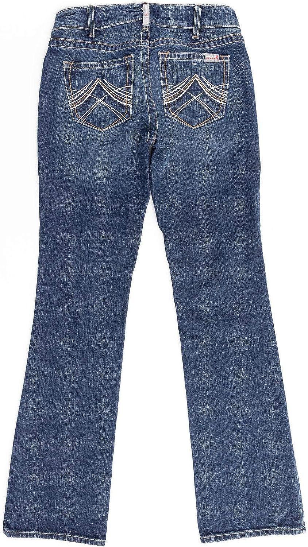 ARIAT Womens Durastretch Fr Whipstitch Bootcut Jeans 10033230