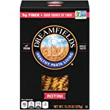 Dreamfields Healthy Pasta Living Rotini, 13.25-Ounce Boxes (Pack of 6)