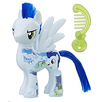 My Little Pony The Movie All About Soarin Doll: Toys & Games