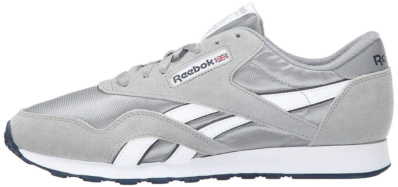 Reebok Classic US|Platinum/Jet Sneaker B00KCBMB36 3 D(M) US|Platinum/Jet Classic Blue 996196