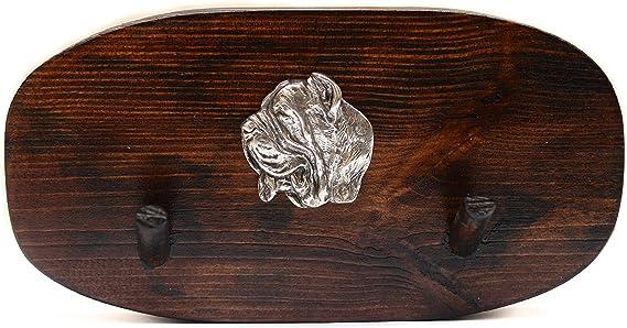Handbag Table Hook Hanger I Love Mastiffs