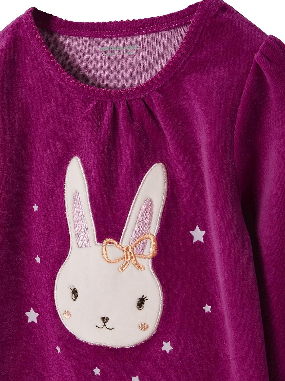 a5fe557744605 Vertbaudet Pyjama Velours Fille avec Pieds: Amazon.fr: Vêtements et  accessoires