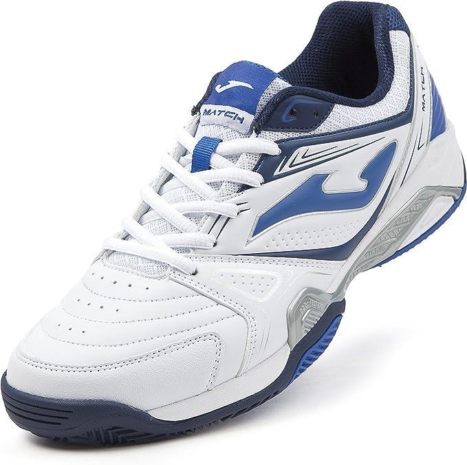 Joma match All Court Zapatillas de Tenis para Mujer, Color Blanco ...