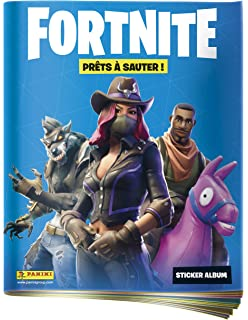 Pegatinas de Fortnite, Panini 2518-038.: Amazon.es: Juguetes y juegos