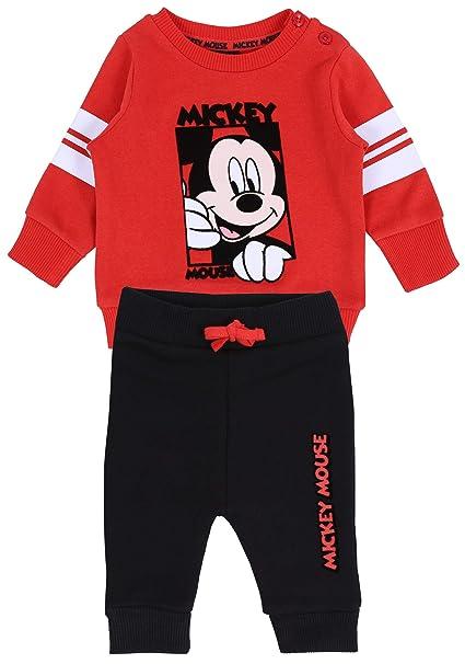 Conjunto: Pantalones + Sudadera Mickey Mouse Disney: Amazon.es: Ropa y accesorios