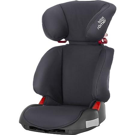 Britax Römer Kindersitz 3 5 12 Jahre I 15 36 Kg I Adventure Autositz Gruppe 2 3 I Storm Grey Baby