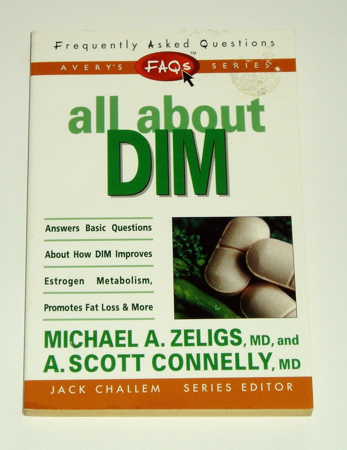 FAQs All about Dim (Freqently Asked Questions): Michael A. Zeligs, A. Scott Connelly: 9781583330791: Amazon.com: Books