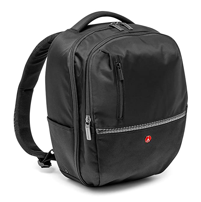 Manfrotto MB MA BP GPM Advanced Gear Backpack M  Black  Cases   Bags for Camera   Photo
