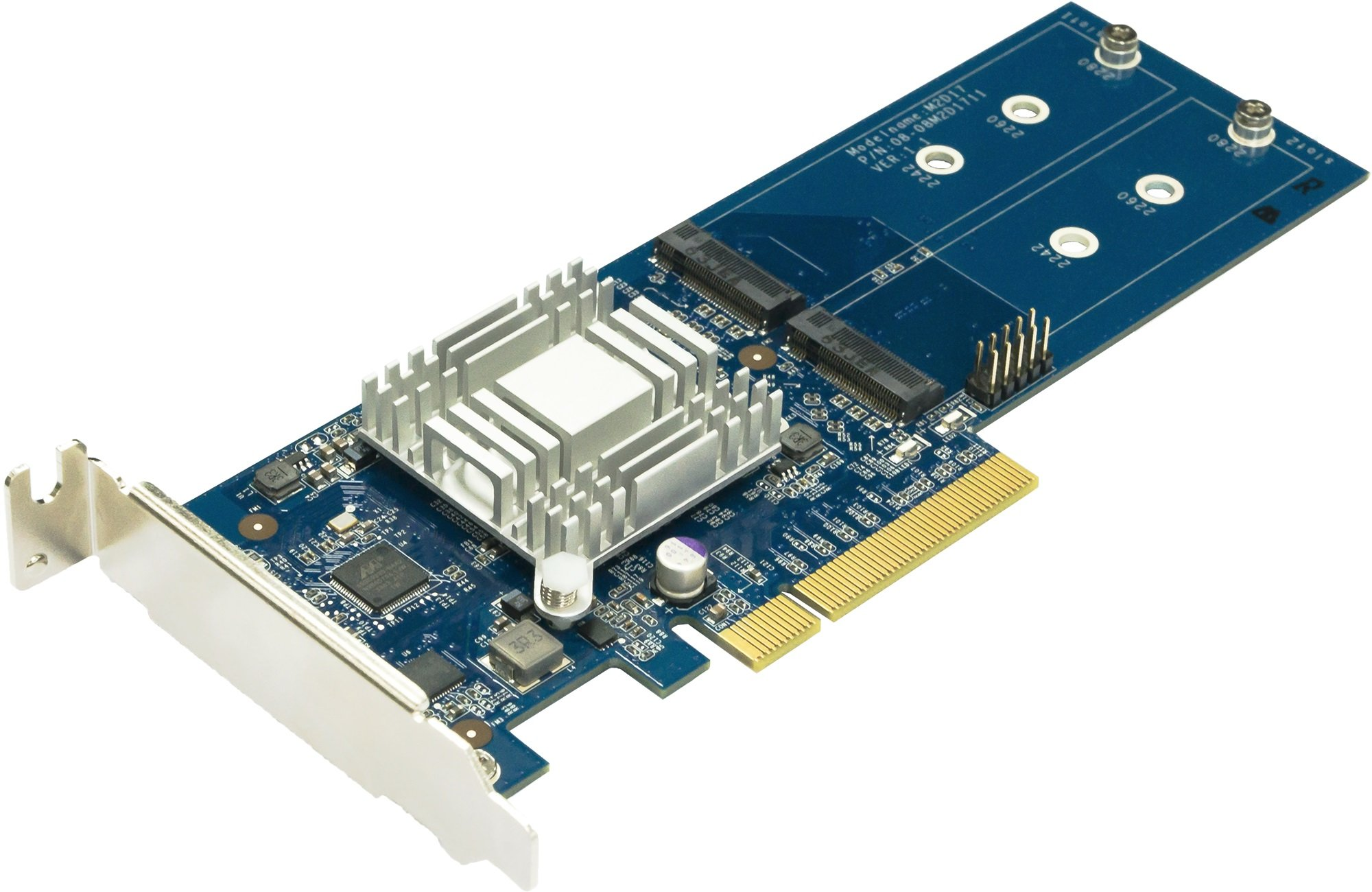 Synology M2D17 M.2 Adapter Card