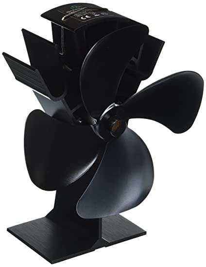 air com fans circulation with outlet works fireplace blower it illus how