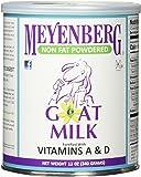 Meyenberg Nonfat Powdered Goat Milk, Vitamins A & D, 12 Ounce