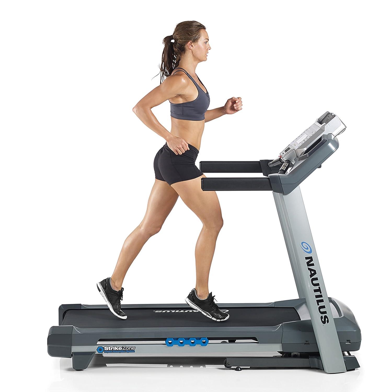 Nautilus T614 Treadmill – Powerful Motor (2.75 CHP)