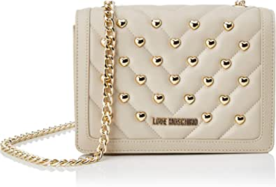 Love Moschino Jc4234pp0a, bolso bandolera para Mujer, 8x15x21 Centimeters (W x H x L)