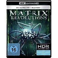 Matrix Revolutions  (4K Ultra HD) (+ Blu-ray 2D)