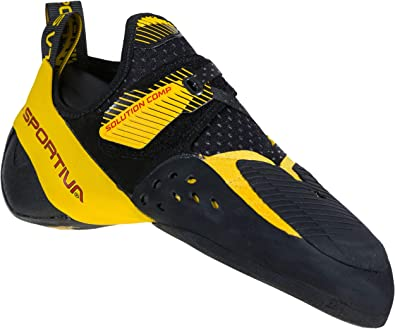La Sportiva Mens Solution Comp Rock Climbing Shoes