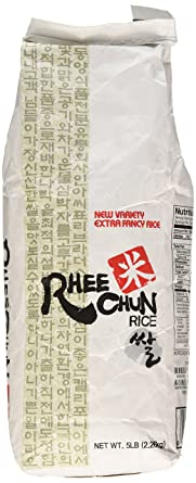 Rhee Bros  Chun Rice, 2 26 kg: Amazon ca: Grocery