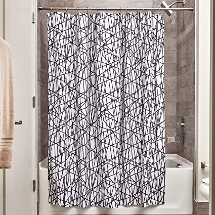 Image Unavailable Not Available For Color Fabric Shower Curtain