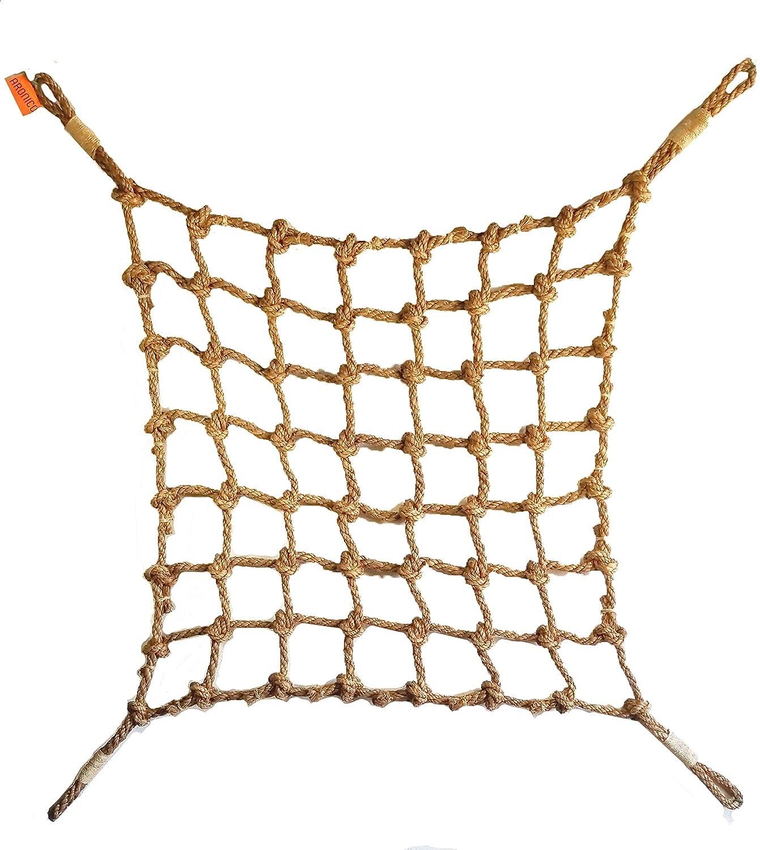 Large Short ARONICO Canopy Bird Net Play Gym (Large Short)
