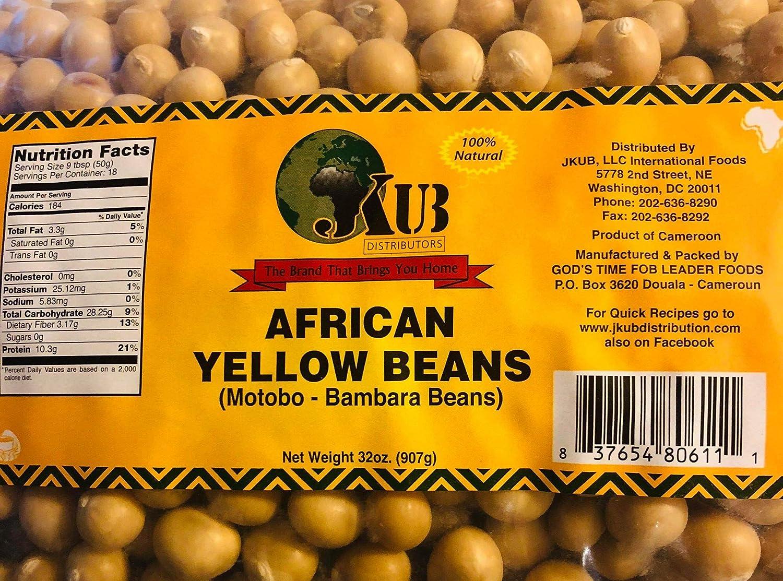 Bambara Beans- 3 Lbs