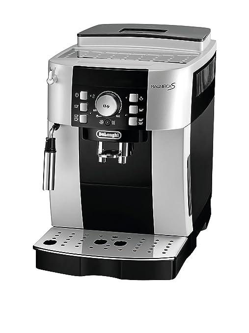 DeLonghi ECAM 21.116.SB Cafetera automática, granos de café, café molido, 1.8