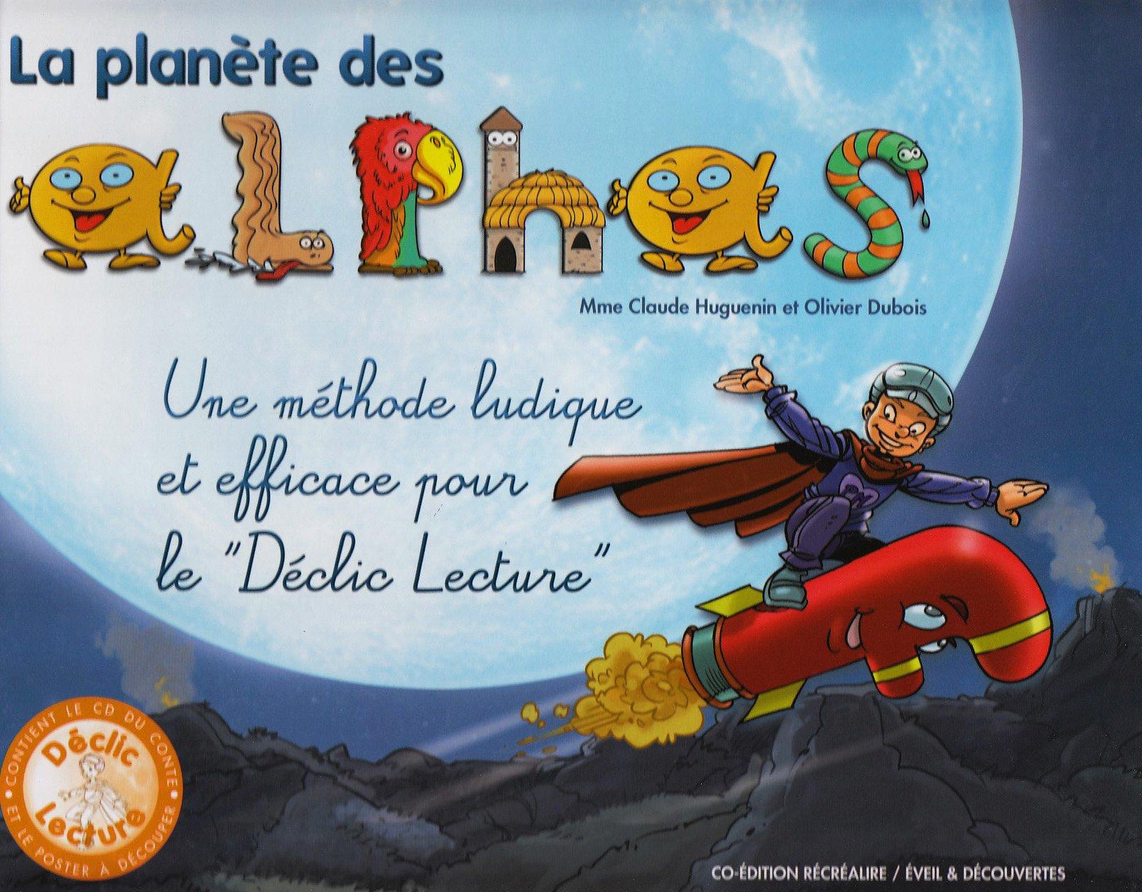 Gut gemocht La Planete des Alphas (1 CD audio): Amazon.fr: Claude Huguenin  XX66