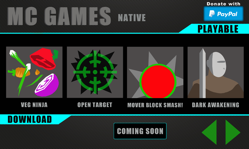 Amazon.com: MC GAMES Native: Appstore for Android