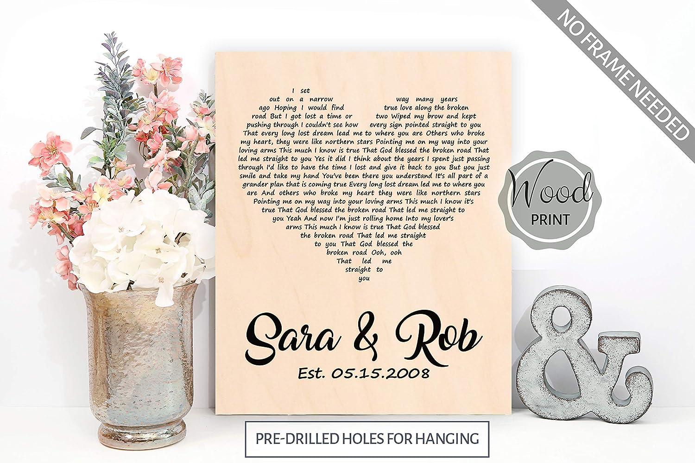e2aadced007 Amazon.com  Wedding Song Gift