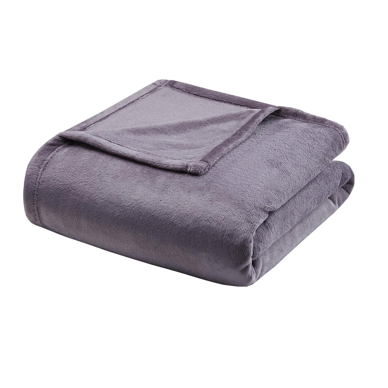 Microlight Blanket キング パープル BL51-0625 キング ラベンダー B00BLGTB8E